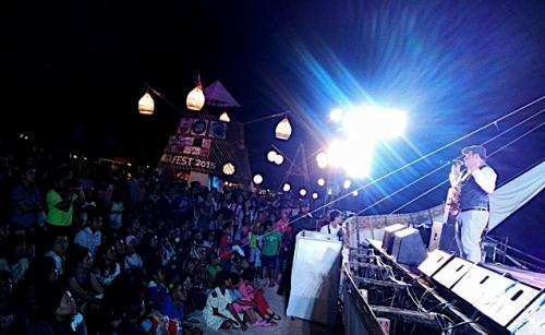 Koh Saxman at Naga Fest 2015 011916